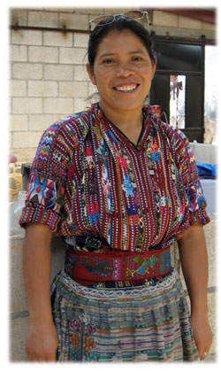 Guatemala traditional clothing